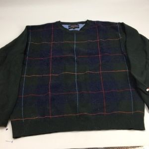 Tommy Hilfiger Golf  100% lambswool sweater